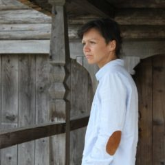 Интервью с Евгенией Рацен
